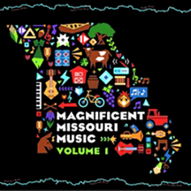 Al Holliday and the East Side Rhythm Band's Album Magnificent Missouri Vol. 1
